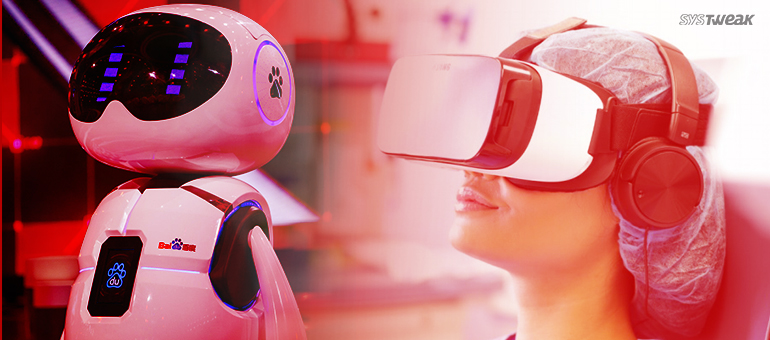 Newsletter: AI Traces Missing Person & VR Is The New Morphine!