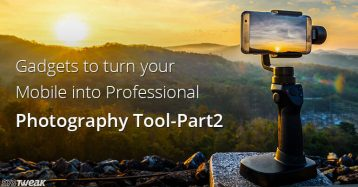 20 Gadgets For Professional Photographers- Part 2