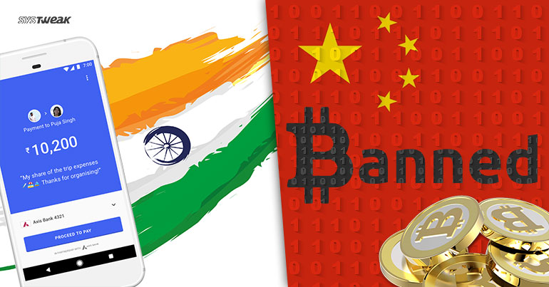 Newsletter: Google Dives In Indian Mobile Payment Market & No Bitcoin For Chinese