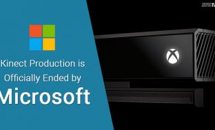 Kinect Production Officially Ended By Microsoft
