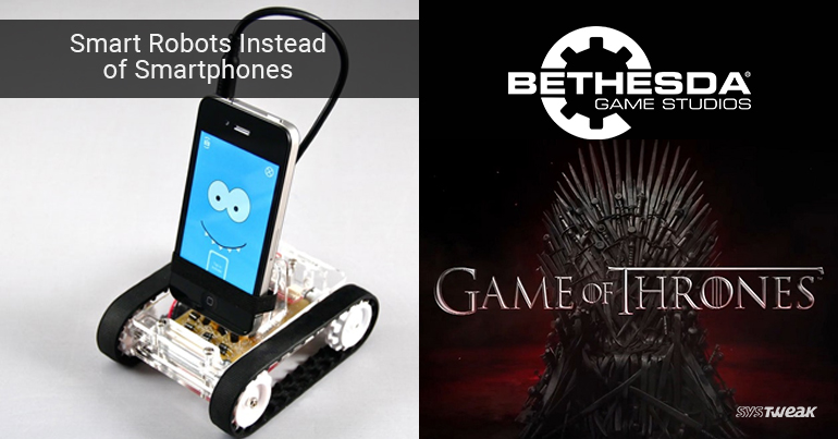 Newsletter: Droids to Replace Android & Game Of Thrones Video Game