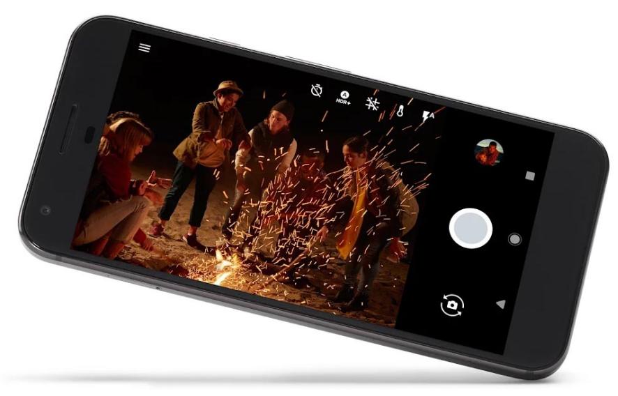camera quality google pixel 2