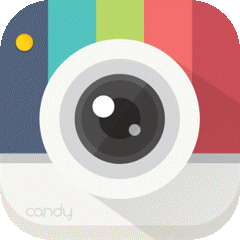 candy camera best selfie camera app