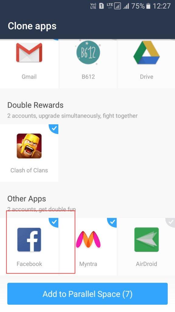 clone apps