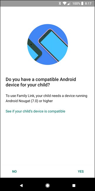 compatible child device