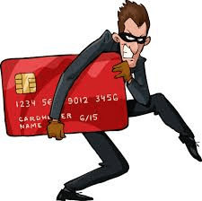 credit card scam on mail