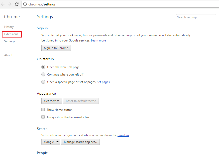 how to get rid of popups on chrome mac