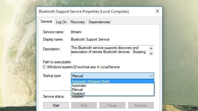 disable-windows-service