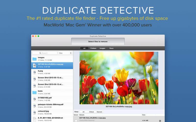duplicate detactive