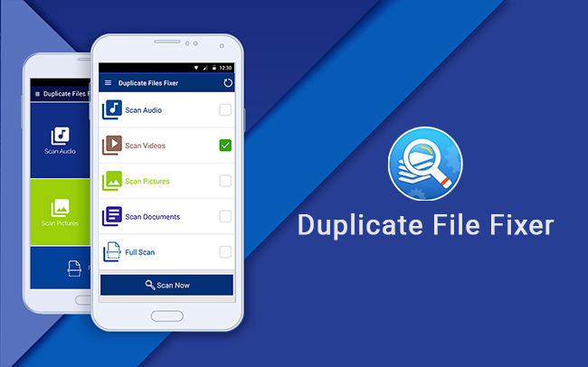 duplicate files fixer for android to delete duplicate files