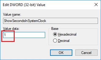 edit registry dword
