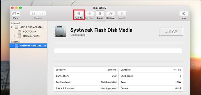 external drive mac