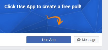 how to create poll on facebook event