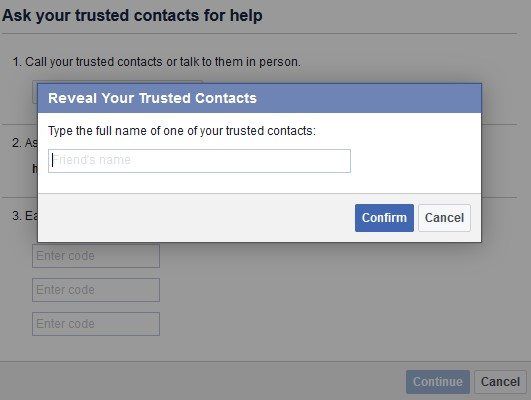facebook name reveal contacts