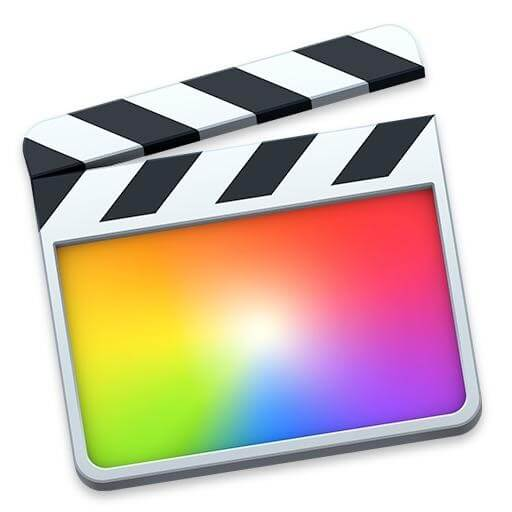 final cut pro- best mac video editor