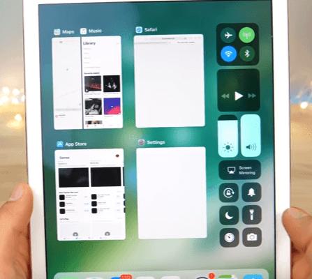 flash light ipad pro