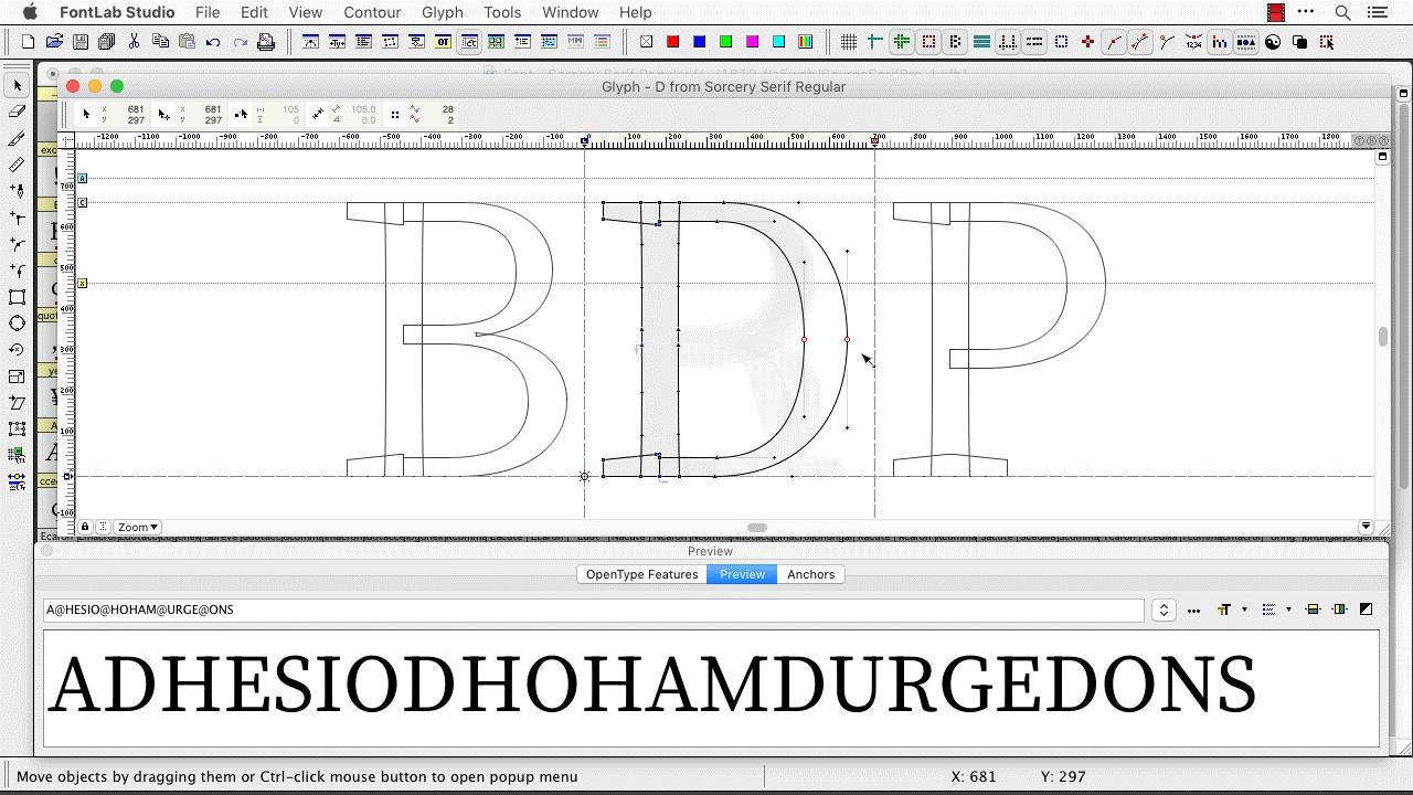 best free font editor mac