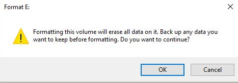format-a-single-drive