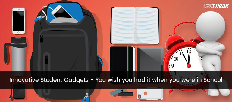 Gadgets to Gift to Students in this Technological Era – adding a help to their Studies