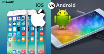 Android VS iOS: The Toughest Comparison Ever