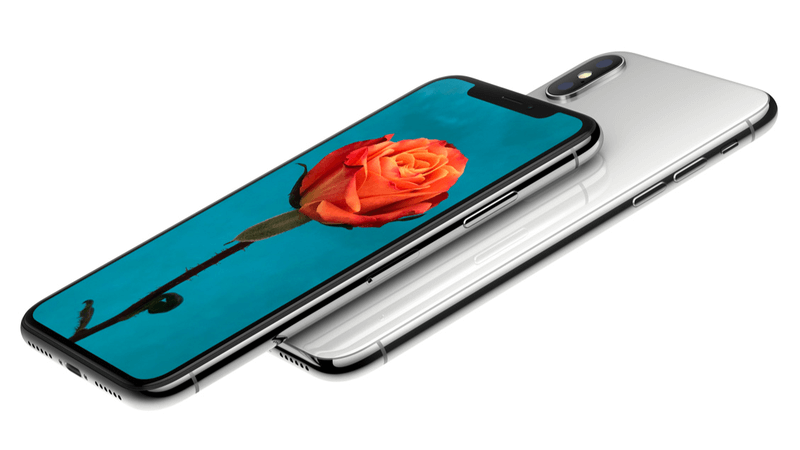 Apple Tops iPhones 10th Birthday Cake with iPhone X