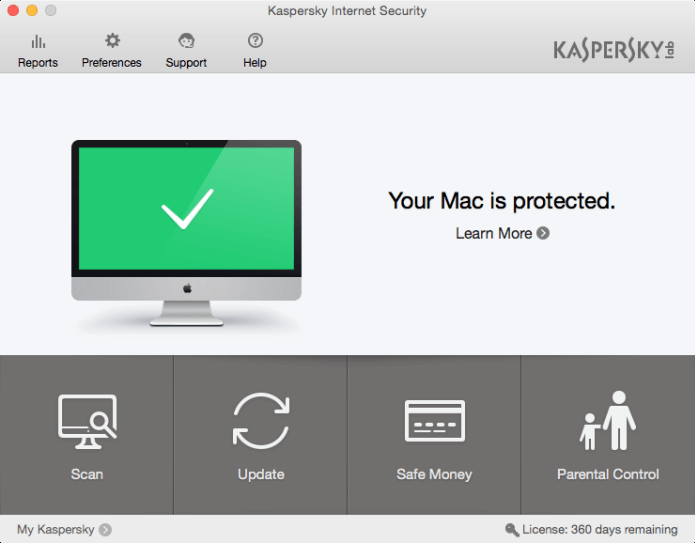 kespersky internet security best antivirus for mac