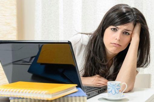 laptop trouble
