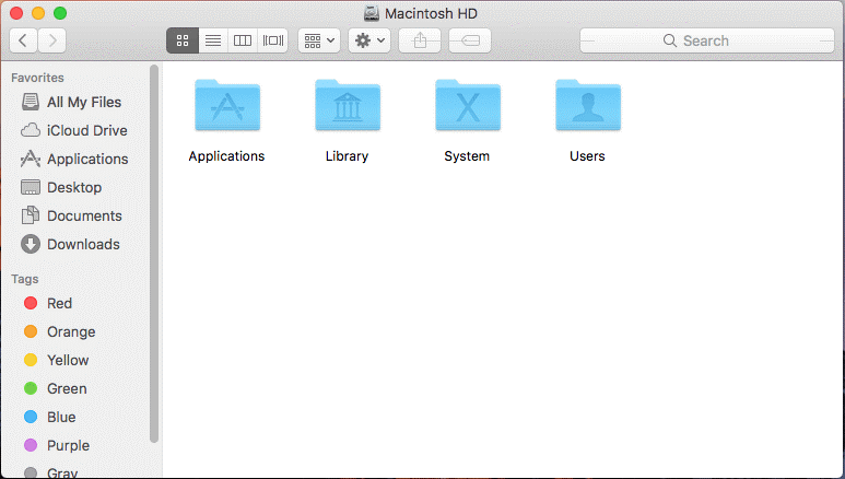 mac library file