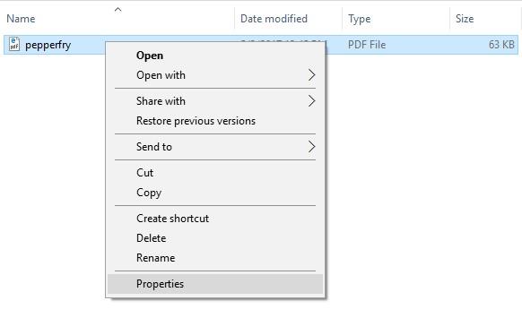 how to change a google doc into a pdf