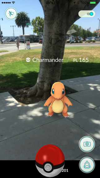 pokemon go for iOS