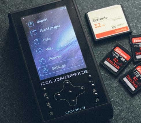portable backup device
