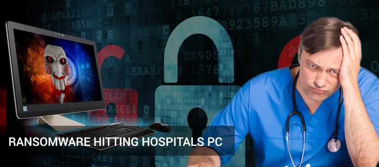 Locky and SamSam – Latest Ransomware Hitting Hospitals