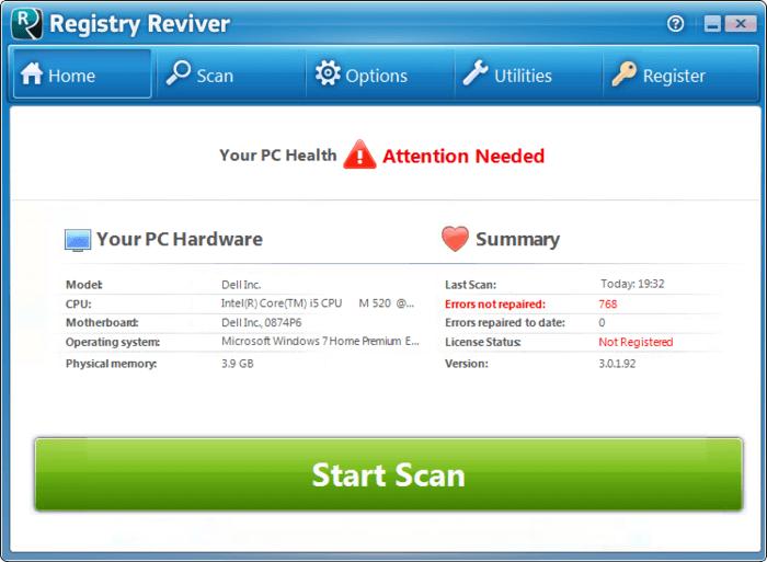registry-reviver-for best registry optimization