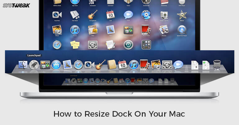 How to Resize Dock On Your Mac
