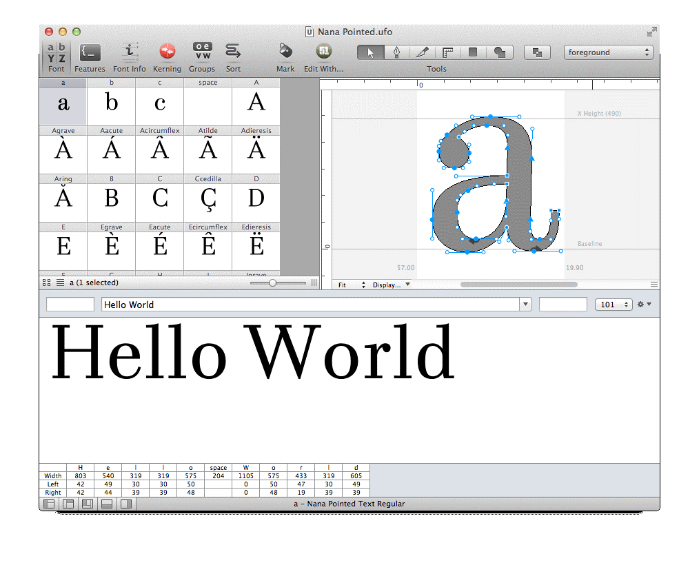 robofont for mac