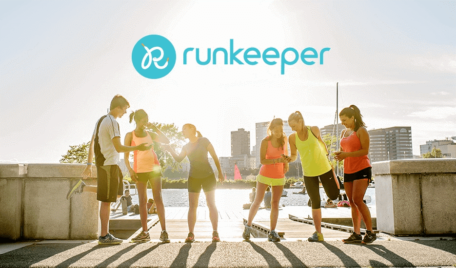 runkeeper app for tracking