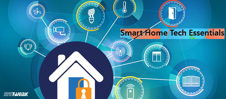 Top 'Smart Home' Gizmos to Use Every day – Infographic