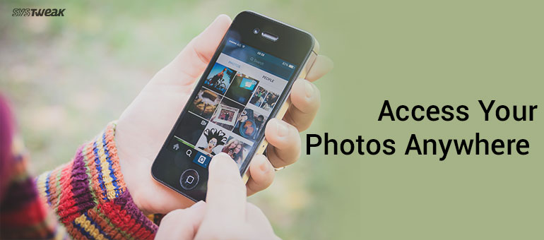 How to Sync 'Photos' to iPhone