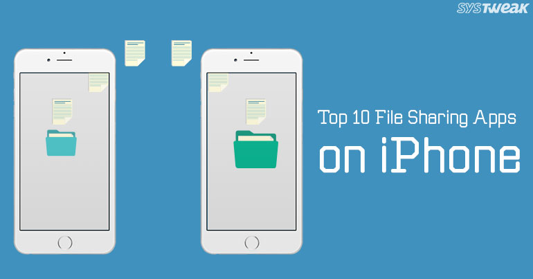 10 Best File Sharing Apps on iPhone