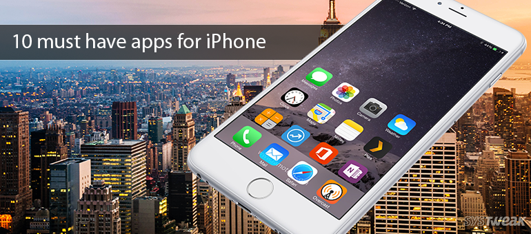 10 best must have free iphone apps - Must Have Apps