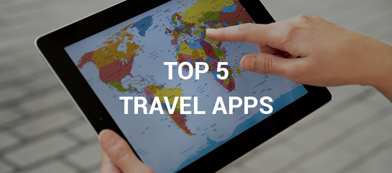 Top 5 travel apps of 2016 for the smart traveler best travel apps top 5 travel apps for the smart traveler gumiabroncs Choice Image