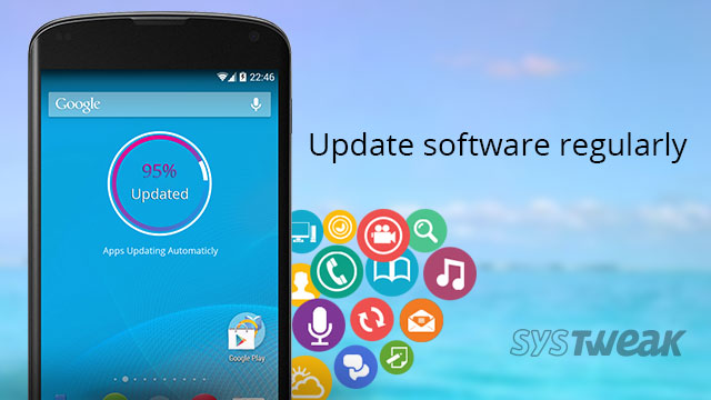 update android software