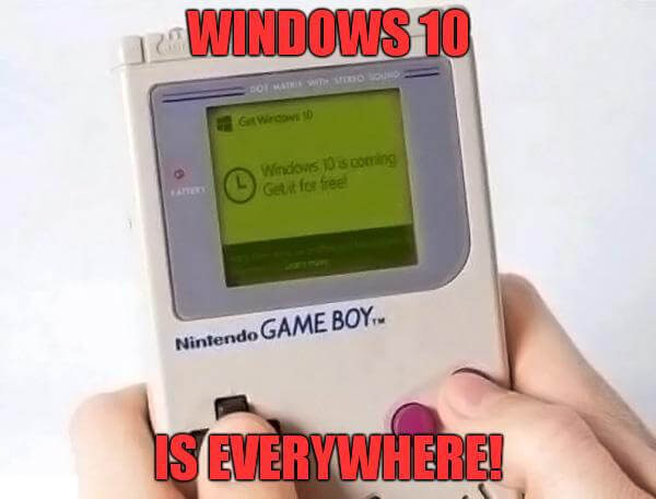 windows 10 everywhere