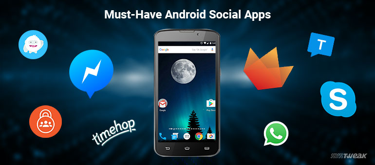 The Finest Android Apps: Going Social – Part 2
