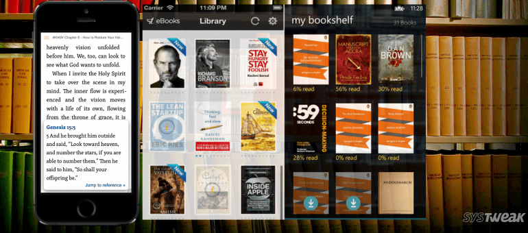 10 Best eBook Apps for Your iPhone You Can't Miss