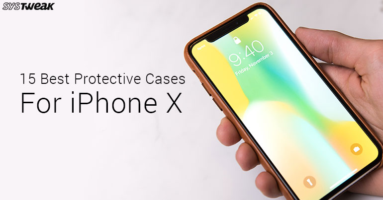 15 Best Protective Cases For iPhone X