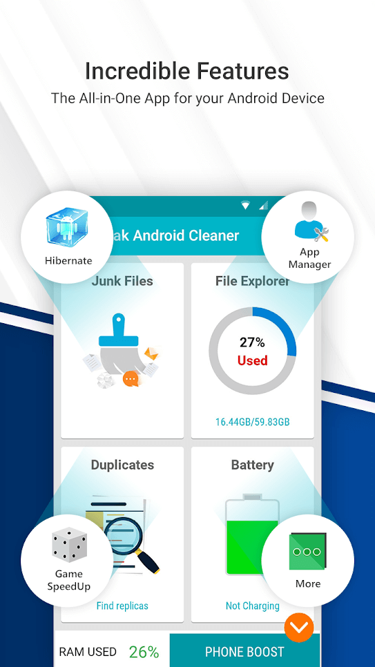Best Android Cleaner 2019 The Best Cleaner Apps For Android In 2019 [Updated] | Android Cleaners