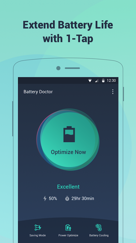 Battery Doctor - Battery Life Saver & Battery Cooler