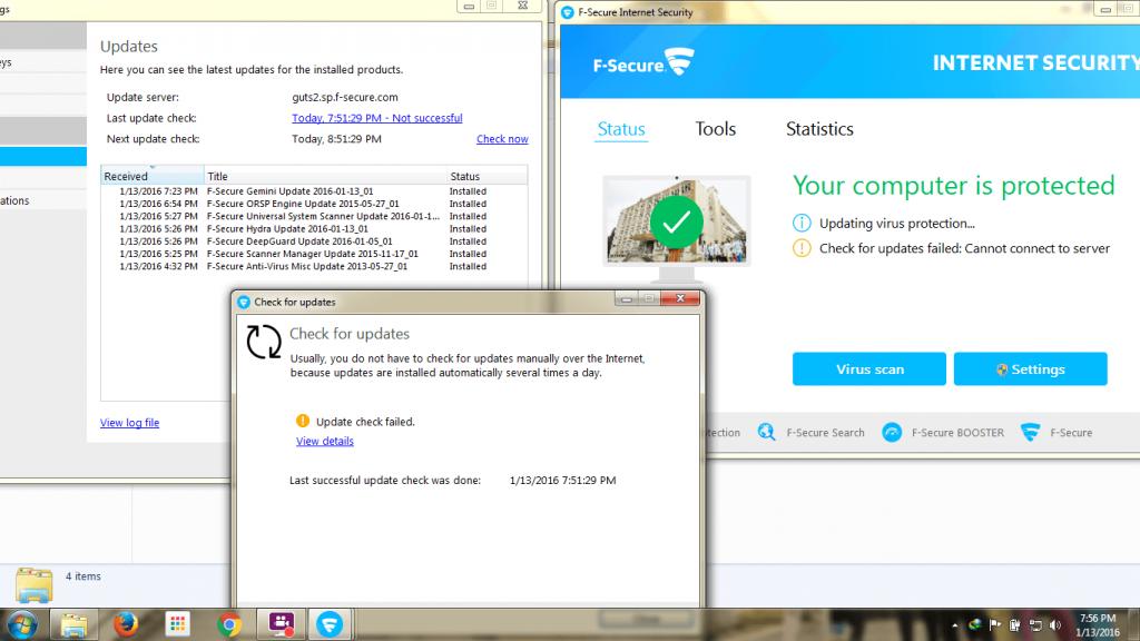 f secure antimalware