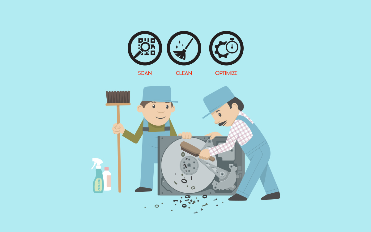 Best Free PC Cleaning Software For Windows 10, 8, 7 in 2019